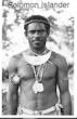 Solomon Islander